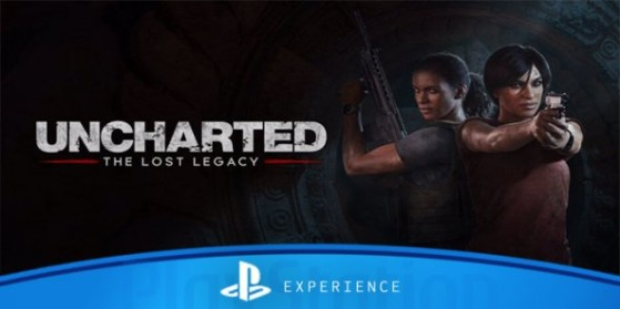 Uncharted The Lost Legacy dévoilé