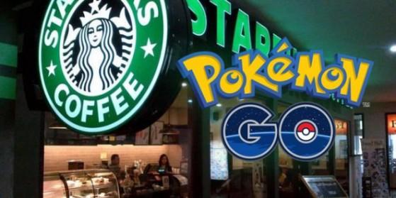 Partenariat Starbucks Pokémon GO