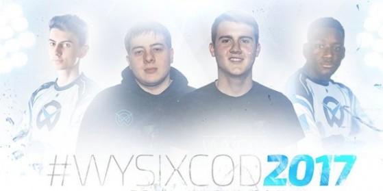 L'équipe COD de WySix s'internationalise