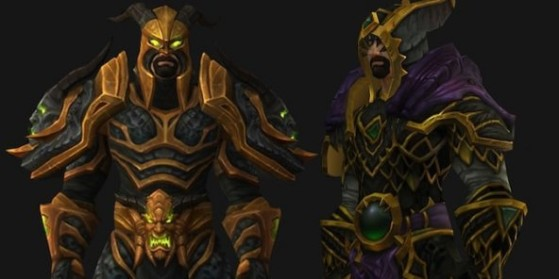 Patch 7.2 : Sets d'armures de donjons