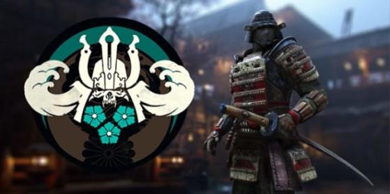 Classes For Honor : Tous les samouraïs