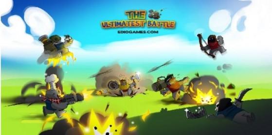 The Ultimatest Battle fait peau neuve