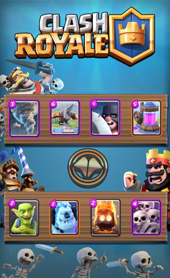 Deck cont le arc x tornade ar ne 9 millenium for Deck arc x arene 7