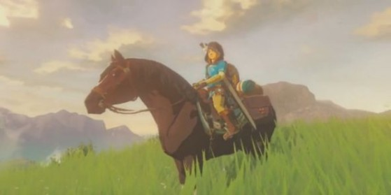 Zelda Breath of the Wild : Les chevaux