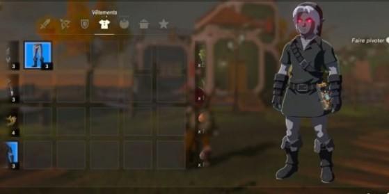Guide obtenir le set dark link millenium - Link dans zelda ...