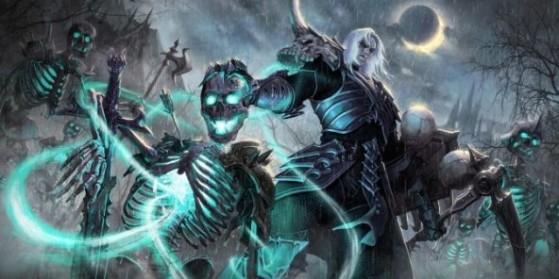 Fantasy Art Necromancers Wallpapers Hd Desktop And: D3 : Nécromancien, Patch 2.6 & Saison 11