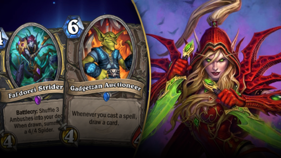 Hearthstone Deck : Guide Voleur Miracle