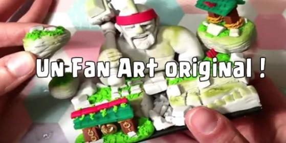 Fan art Clash Royale