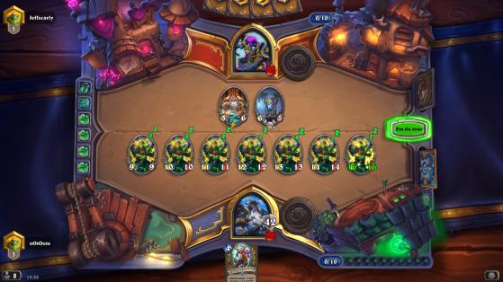 Avec le Druide jade, le roi du late game, c'est vous ! - Hearthstone