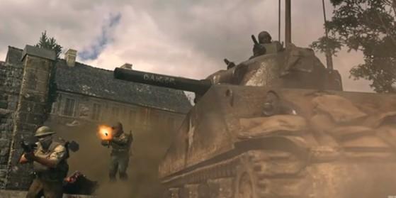 WW2 : mode Guerre, War