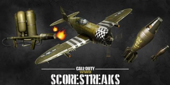 WW2 : les scorestreaks