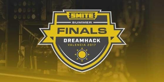 Smite Dreamhack Valencia 2017