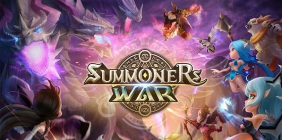 Summoners : liste des monstres