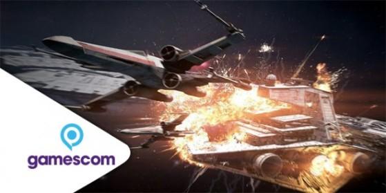 GC 2017 : Battlefront 2 trailer