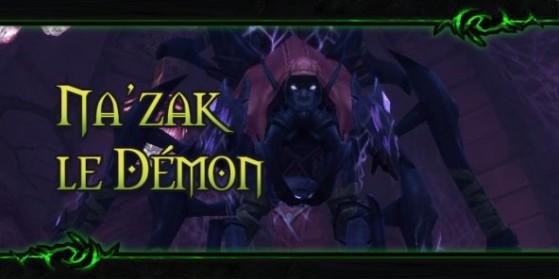 Nazak : World Boss Legion