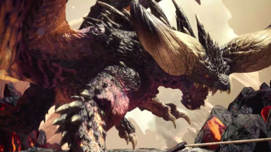 Monster Hunter World : Nergigante