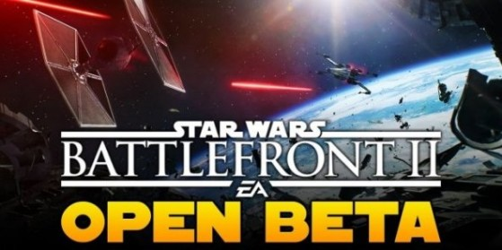 Star Wars Battlefront 2 : Bêta ouverte