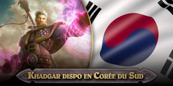 Hearthstone, Khadgar disponible en Corée