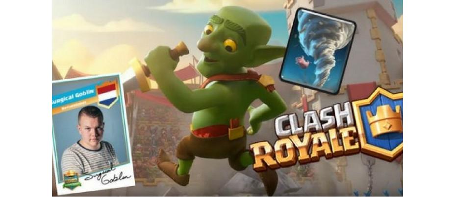 Clash Royale Deck Spell Bait Millenium