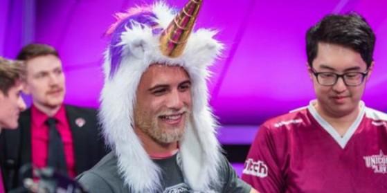 LCS : Romain Bigeard quitte UoL