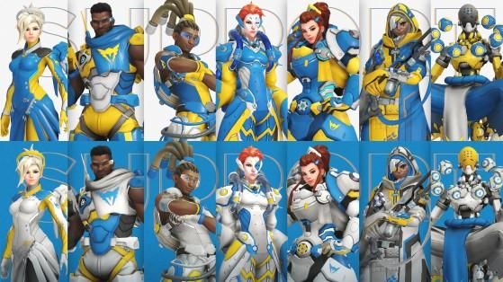 Skins 2020 - Overwatch