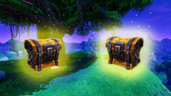 Fortnite BR : Guide du loot