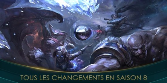 Saison 8 League of Legends