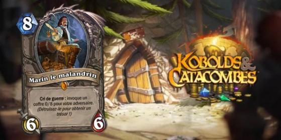 Kobols & Catacombes, Marin le malandrin
