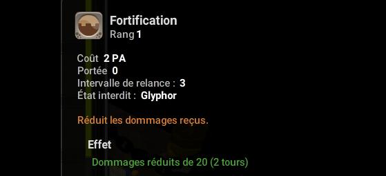 Fortification - Dofus