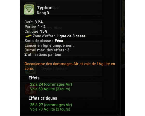 Typhon - Dofus