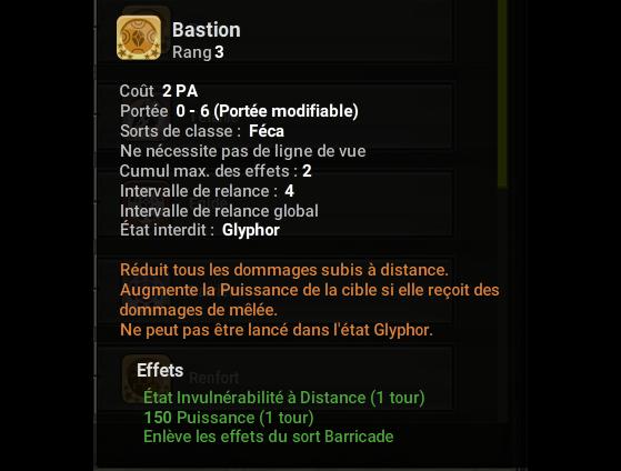 Bastion - Dofus