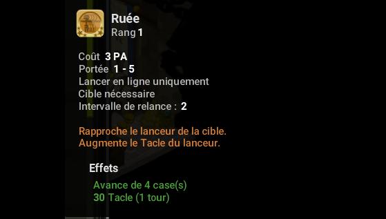 Ruée - Dofus