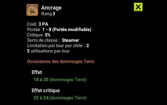 Acrange - Dofus