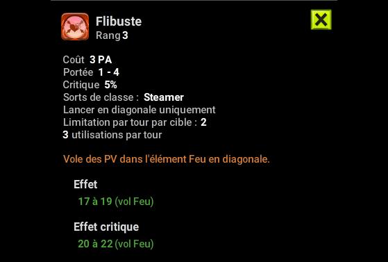 Flibuste - Dofus
