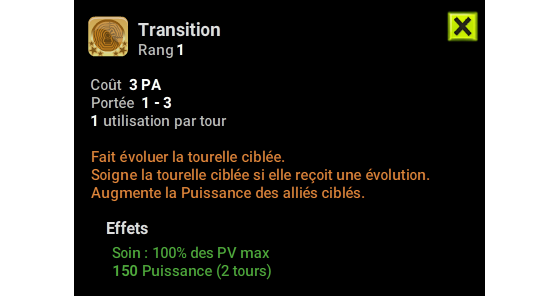 Transition - Dofus