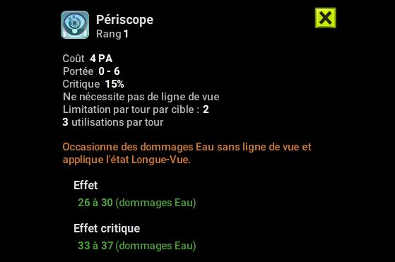 Périscope - Dofus
