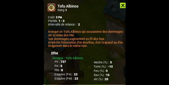 Tofu Albinos - Dofus