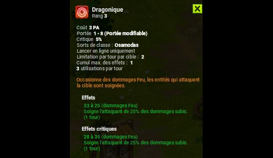 Dragonique - Dofus