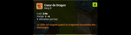 Coeur de Dragon - Dofus