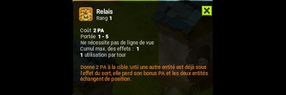 Relais - Dofus