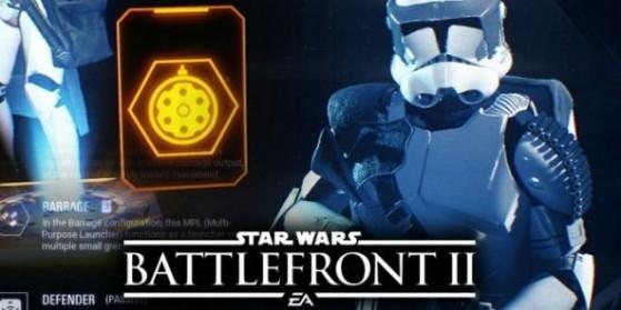 SW Battlefront 2 : Cartes des étoiles