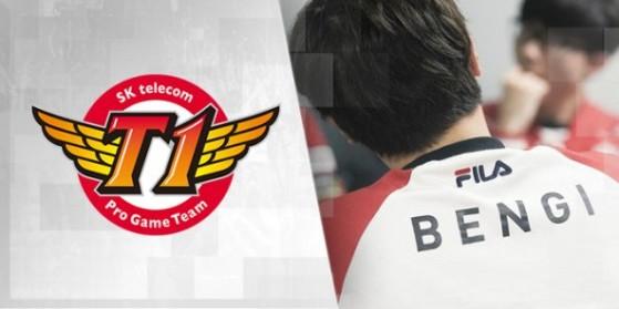 Bengi coachera SKT pour 2018