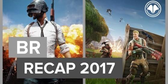 Battle royale : Bilan de 2017