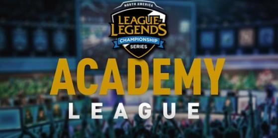 LCS NA Academy : Spring Split 2018, S8