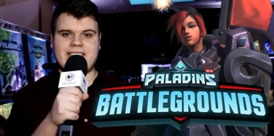 Impressions Paladins Battlegrounds HRX18