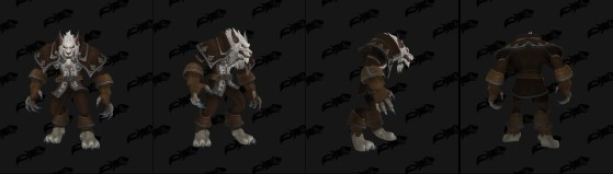 Genn Gristête (Worgen) - World of Warcraft