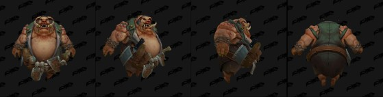 Homme cochon - World of Warcraft