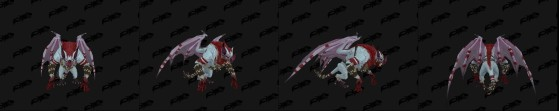 Hir'eek, loa chauve-souris - World of Warcraft