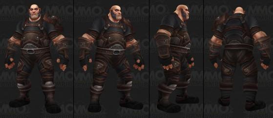 Humain de Kul'tiras - World of Warcraft