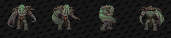 Sans-visage - World of Warcraft